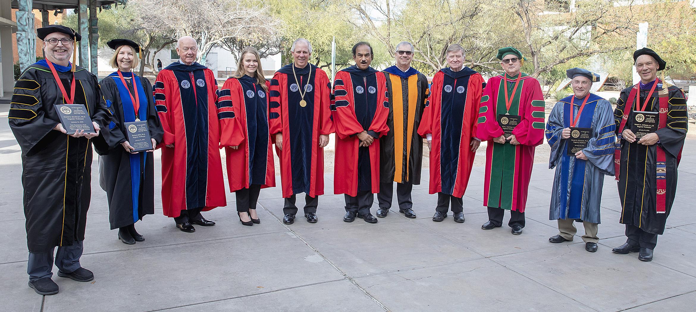 2019 Regents' Professors