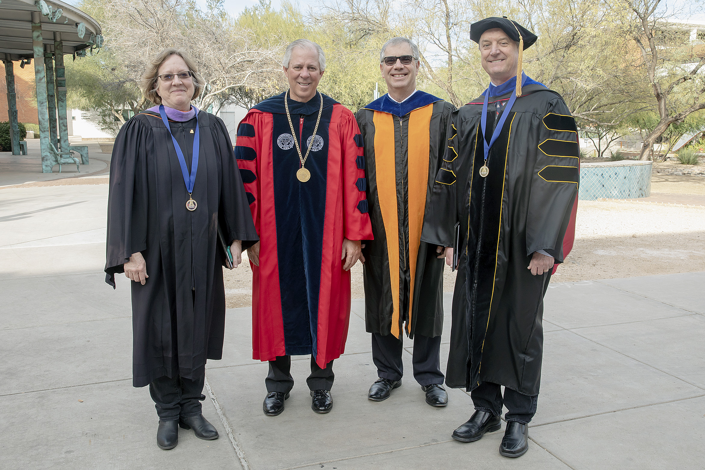 Distinguished Professors