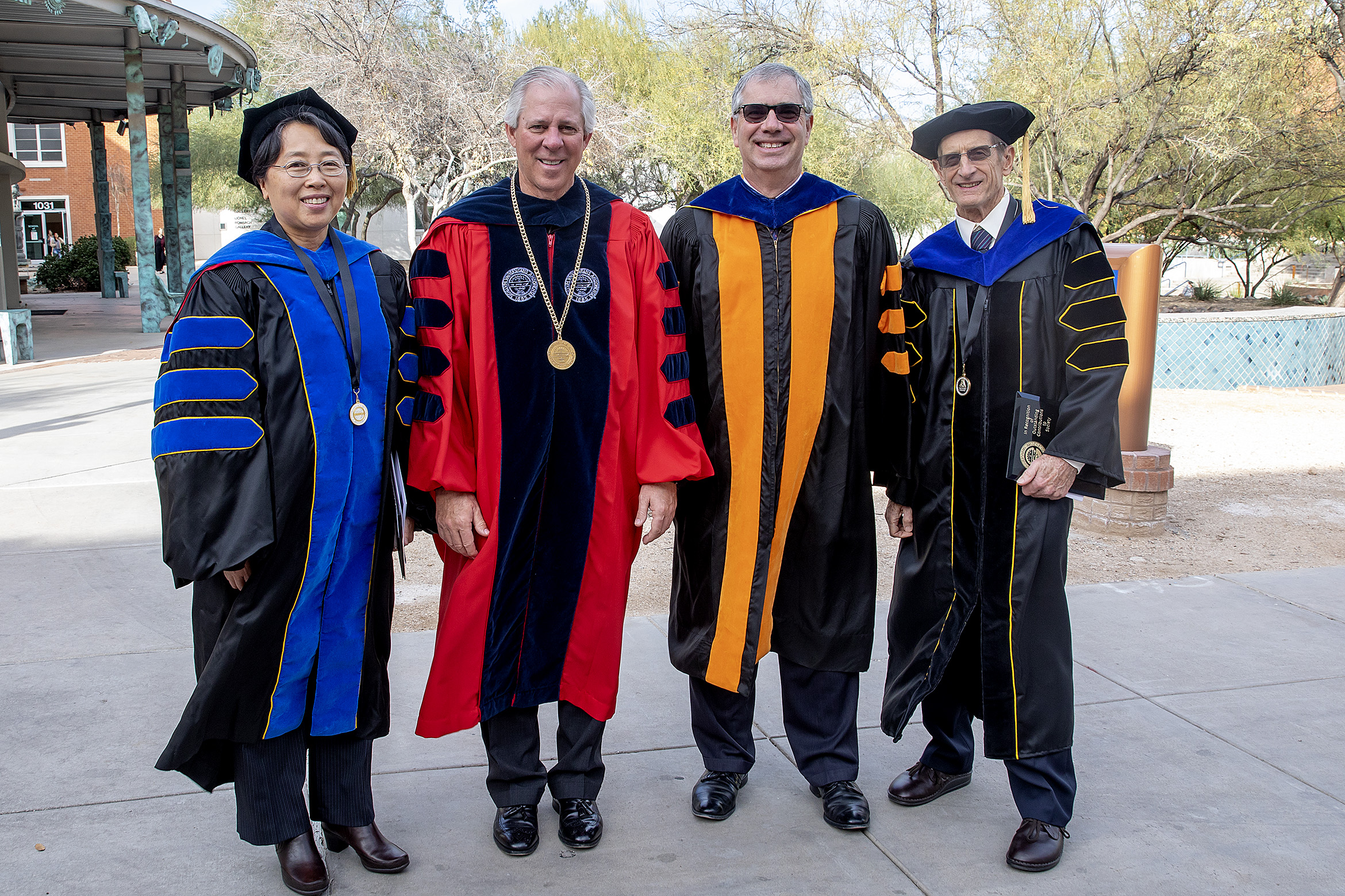 Distinguished Outreach Professors